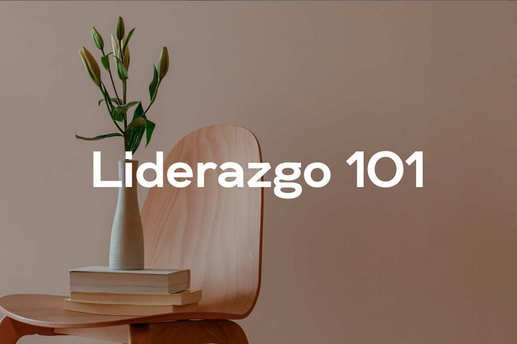 Liderazgo 101